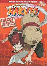 Naruto: Season 2 - Volume 1 (Uncut)