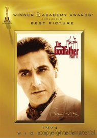 Godfather, The: Part II - The Coppola Restoration (Academy Awards O-Sleeve)