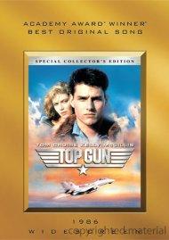 Top Gun (Widescreen): Special Collectors Edition (Academy Awards O-Sleeve)