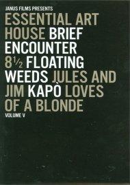 Essential Art House: Volume V