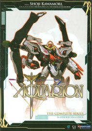 Aquarion: The Complete Series (Re-Packaged)