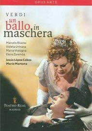 Giuseppe Verdi: Un Ballo In Maschera
