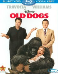 Old Dogs (Blu-ray + DVD + Digital Copy)