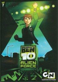 Ben 10: Alien F-rce - Volume Seven