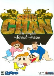 Shin Chan: The Complete Second Season