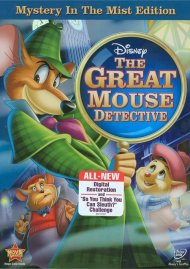Great Mouse Detective, The: Mystery In The Mist Edition