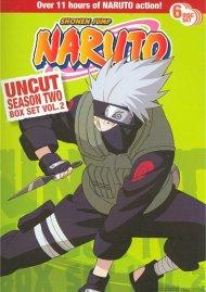 Naruto: Season 2 - Volume 2 (Uncut)