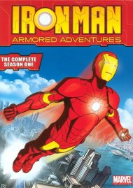 Iron Man: Armored Adventures - The Complete Season One