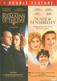 Remains Of The Day, The / Sense And Sensibility (Double Feature)