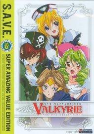 UFO Ultramaiden Valkyrie: Seasons 3 & 4 Collection