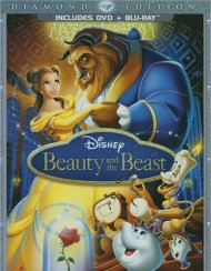 Beauty And The Beast: Diamond Edition (DVD + Blu-ray Combo)