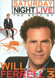 Saturday Night Live: The Best Of Will Ferrell - Volume 3