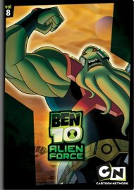 Ben 10: Alien F-rce - Volume Eight
