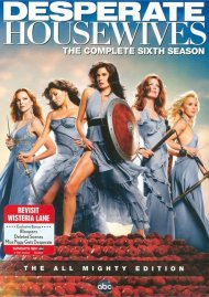 Desperate Housewives: The Complete Sixth Season - The All Mighty Edition