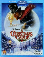 Christmas Carol, A (Blu-ray + DVD Combo)