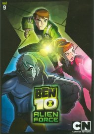 Ben 10: Alien F-rce - Volume Nine