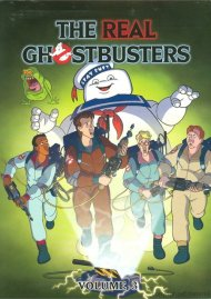 Real Ghostbusters, The: Volume 3
