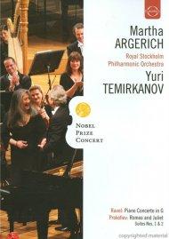 2009 Nobel Prize Concert: Argerich; Temirkanov