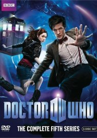 Doctor Who: The Complete Fifth Series (Repackage)