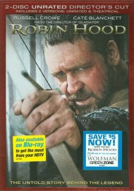 Robin Hood: Unrated Directors Cut - Special Edition
