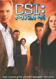 CSI: Miami - The Complete Seasons 1 - 8
