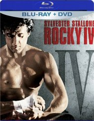 Rocky IV (Blu-ray + DVD Combo)