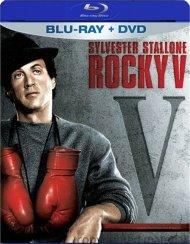 Rocky V (Blu-ray + DVD Combo)
