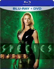 Species (Blu-ray + DVD Combo)