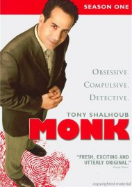 Monk: Season One (Repackaged)