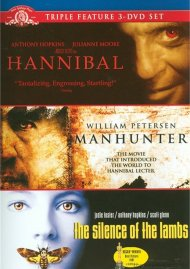 Hannibal / Manhunter / The Silence Of The Lambs (Triple Feature)