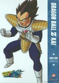 Dragon Ball Z Kai: Part 2