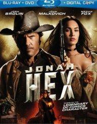 Jonah Hex (Blu-ray + DVD + Digital Copy)