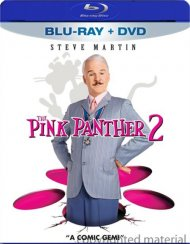 Pink Panther 2, The (Blu-ray + DVD Combo)