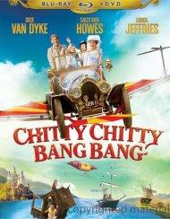Chitty Chitty Bang Bang (Blu-ray + DVD Combo)