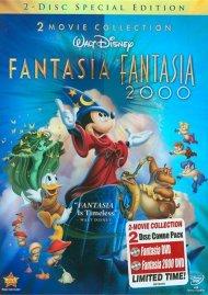 Fantasia / Fantasia 2000: 2 Movie Collection - 2 Disc Special Edition