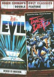 Evil, The / Twice Dead (Double Feature)