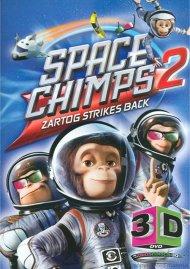 Space Chimps 2: Zartog Strikes Back (3D)