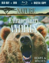 Nature: Extraordinary Animals - Bears & Wolves