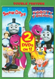 HIT Favorites: Snow Days / Frosty Friends (Double Feature)