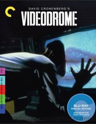 Videodrome: The Criterion Collection