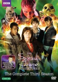 Sarah Jane Adventures, The: The Complete Third Season