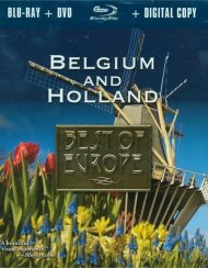 Best Of Europe: Belgium And Holland (Blu-ray + DVD Combo)