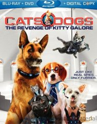 Cats & Dogs: The Revenge Of Kitty Galore (Blu-ray + DVD Combo)