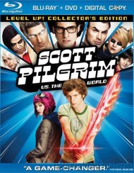 Scott Pilgrim Vs. The World: Level Up! Collectors Edition