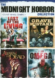 Midnight Horror Collection, The: Flesh Eating Zombies