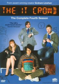 IT Crowd, The: The Complete Fourth Season