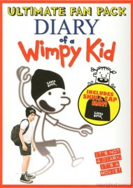 Diary Of A Wimpy Kid: Ultimate Fan Pack
