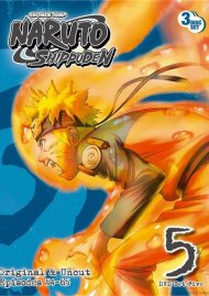 Naruto Shippuden: Volume 5 - Box Set