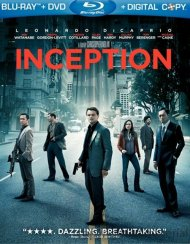 Inception (Blu-ray + DVD + Digital Copy)