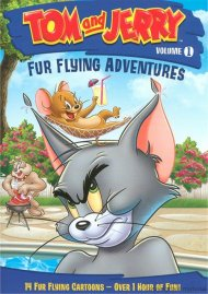 Tom And Jerry: Fur Flying Adventures - Volume 1